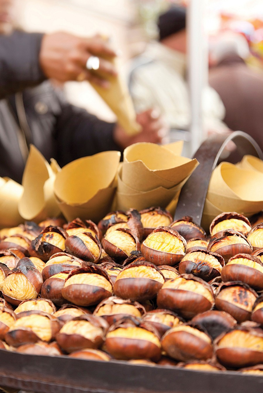 Winters´ coming – go chestnuts